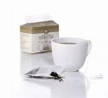 ChaCult Papier Teefilter mit Kordelzug und Bodenfalte 50 Stück