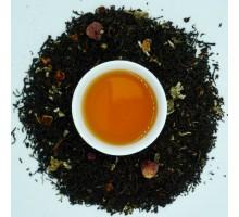Bio Schwarzer Tee Waldbeere, natürlich aromatisiert