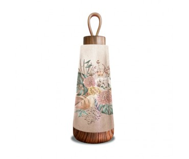 """Thermosflasche Bioloco loop """"dried flowers"""" mini"""