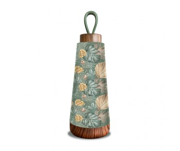 """Thermosflasche Bioloco loop """"dried leaves"""" mini"""