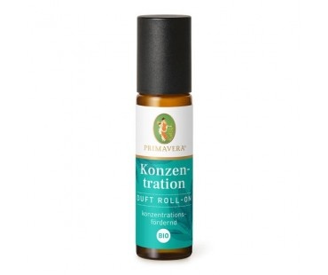 Primavera Duft Roll-On Konzentration 10ml bio