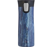 Contigo Pinnacle Couture Autoseal Thermobecher Blue Slate, 420 m