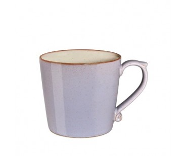 Denby Heritage Lilac Heath Large Mug