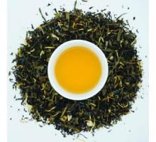 Schwarzer Tee Dschungelparty