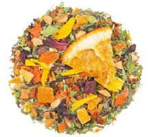 Früchtetee Sonne der Provence mild, natürlich aromatisiert