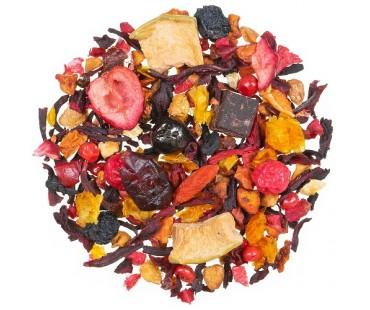 Früchtetee Berry Bowl mit Vitamin C & Zink, natürlich aromatisiert 100g