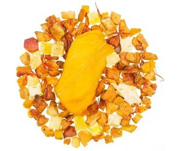 Früchtetee Indische Mango mild, natürlich aromatisiert 100g
