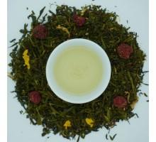 Bio Grüner Tee Glücksdrache, natürlich aromatisiert