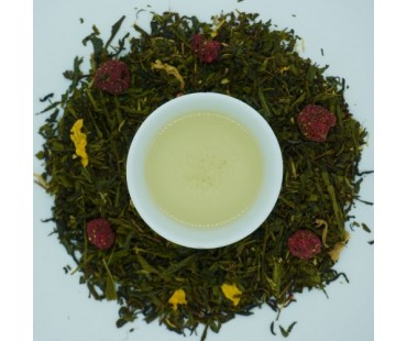 Grüner Tee Glücksdrache Bio