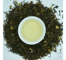 Bio Grüner Tee Morgensonate, natürlich aromatisiert