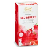 Ronnefeldt Teavelope Red Berries Erdbeer-Himbeer