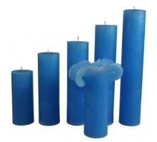 Maria Buytaert Kerze Klassik Medium Blau 17-27cm