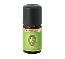 Primavera Ätherisches Öl Benzoe Siam Bio
