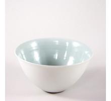 Keiko Teeschale klein weiß hellblau