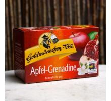 Goldmännchen Apfel-Grenadine