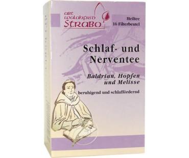 Abt Strabo Heiltee Nr. 27 Schlaf- & Nerventee