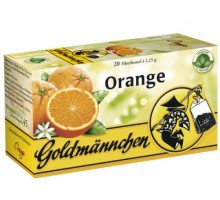 Goldmännchen Orange