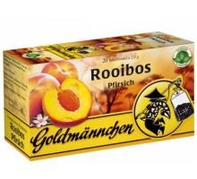 Goldmännchen Rooibush Pfirsich