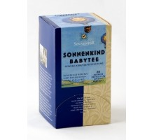 Sonnentor Sonnenkind Baby Tee Bio