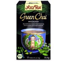 Yogi Tee Green Chai Bio