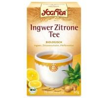 Yogi Tee Ingwer Zitrone Bio