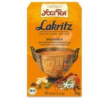 Yogi Tee Lakritz Egyptian Spice Bio