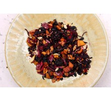 Aromatisierter Früchtetee Brommelbär