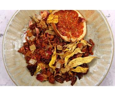 Magenmilder Früchtetee Mango-Mandarine natürlich