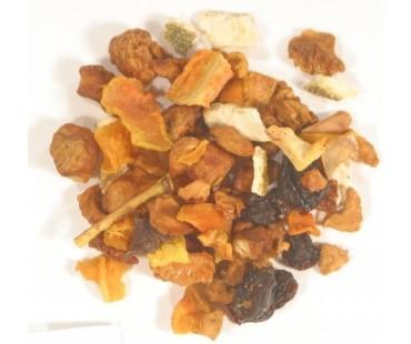 Magenmilder Früchtetee Maracuja-Orange Bio