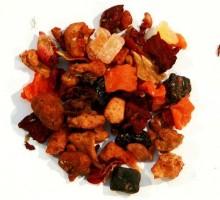 Magenmilder Früchtetee Pflaume-Marzipan