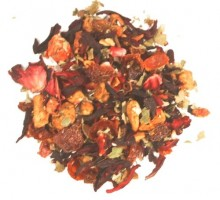 Früchtetee Erdbeer-Sahne