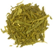Grüner Tee Earl Grey Bio