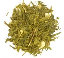 Bio Grüner Tee Orange, natürlich aromatisiert