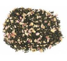 Grüner Tee Rosengeflüster