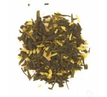 Grüner Tee Schneekristall