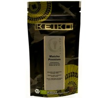 KEIKO Matcha Premium Nachfüllpackung 50g Bio