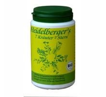 Heidelberger's 7-Kräuter-Stern 100g Bio