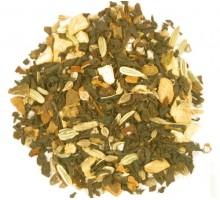 Schwarzer Tee Chai