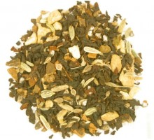 Bio Schwarzer Tee Masala Chai -ohne Aroma- 100g