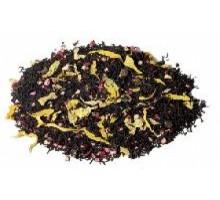 Schwarzer Tee Cranberry Pfirsich