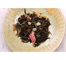 Aromatisierter weißer Tee Duftende Kostbarkeiten