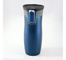 Contigo Westloop Autoseal Thermobecher für Tea to go blau matt