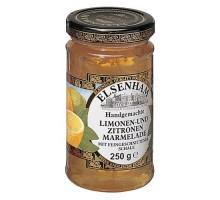 Elsenham englische Limonen- und Zitronenmarmelade 250g