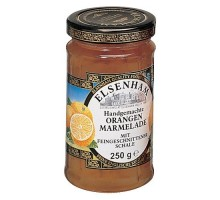 Elsenham englische Orangen-Marmelade mit Orangenschale 250g