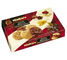 Walkers Scottish Biscuit Assortment 250g