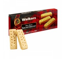 Walkers Pure Butter Shortbread 250g