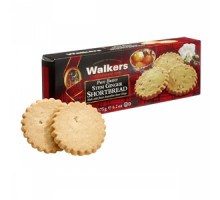 Walkers Stem Ginger Shortbread 175g