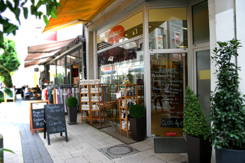 Teehaus Weber in Bad Kreuznach